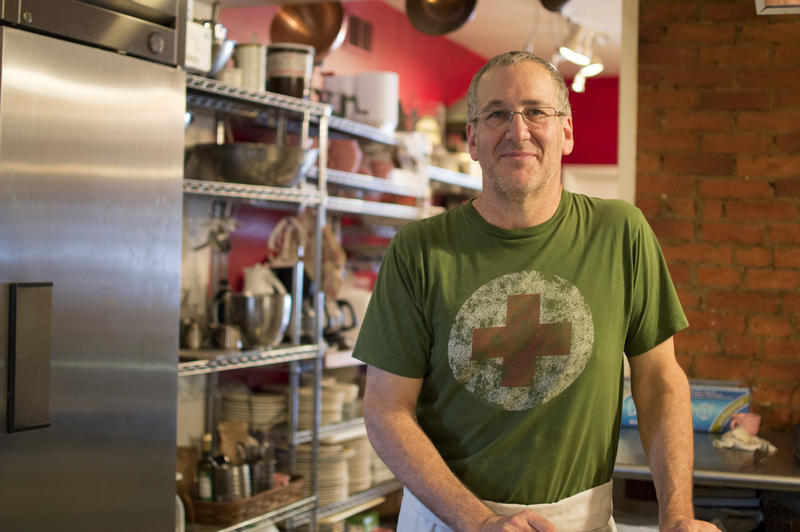 Food Glorious Food owner and baker Tom Hambor shares some of what he's learned over a lifetime of baking.