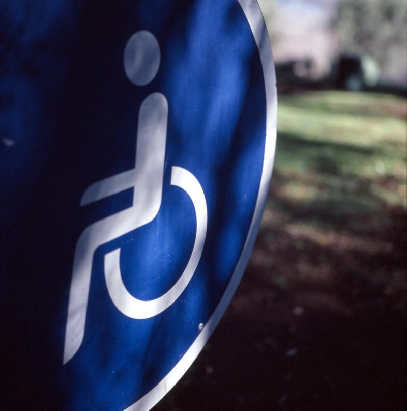 The Americans with Disabilities Act was signed into law on July 26, 1990.