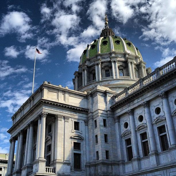 Legislators in Harrisburg have been taking to social media to spread the message about the budget impasse.