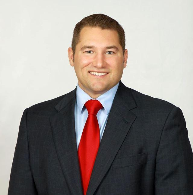 State Senator Guy Reschenthaler is challenging Saccone in the Mahy primary