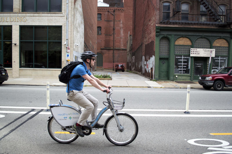Early data show bike share kiosks on and around Penn Avenue remain among the city's most popular.