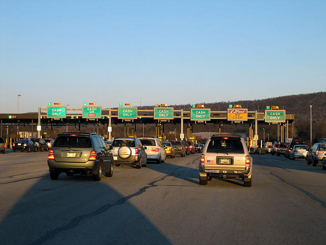 pa turnpike commission approves eighth year of toll hikes 90 5 wesa rh wesa fm