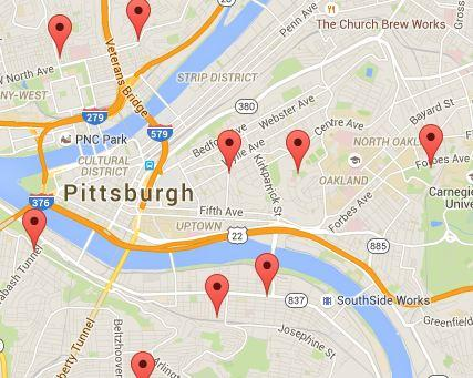 Pittsburghers registered for 45 events across the city as part of National Night Out Against Crime, an annual public safety celebration linking first responders to the communities they serve.