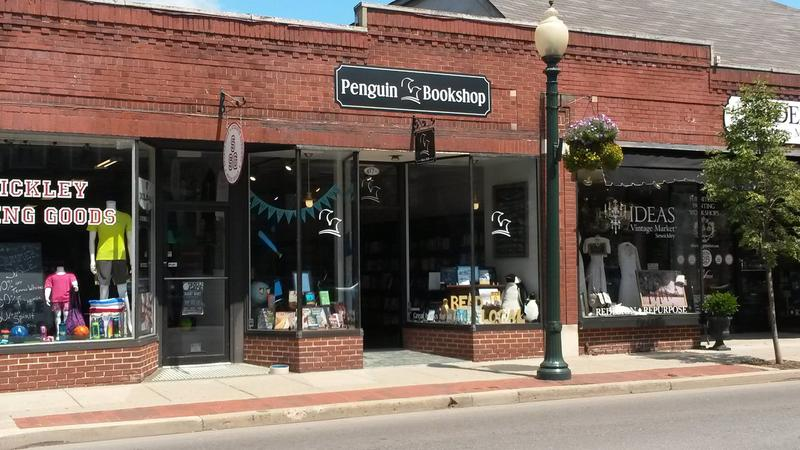 The Penguin Bookshop in Sewickley
