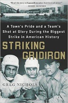Greg Nichol's novel chronicles the five-season undefeated teams of the 1950s Braddock High Tigers