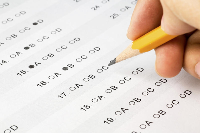 Many parents and school officials will be receiving the results of their student's standardized tests, which many believe have gotten more difficult.