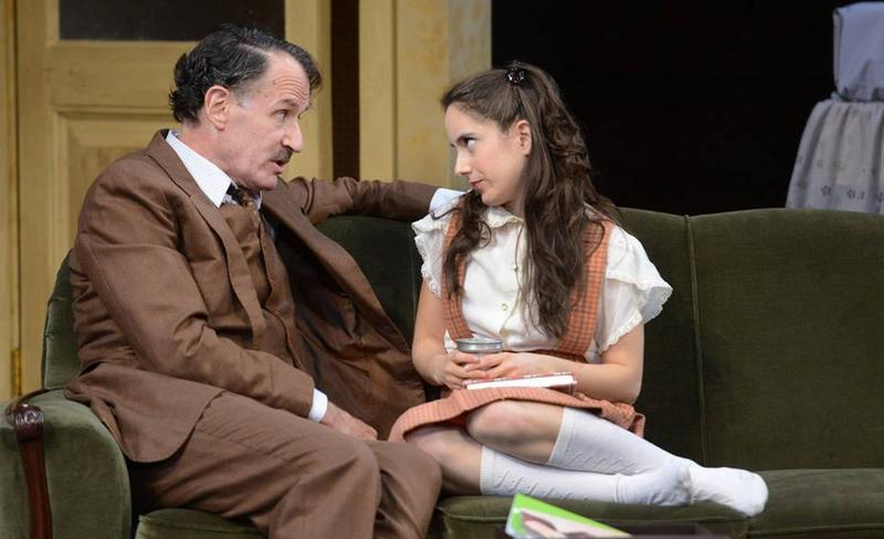 The Diary of Anne Frank runs at the Pittsburgh Public Theater until October 25.