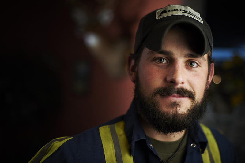 Josh Beltowski wanted to be a coal miner since high school. His parents wanted him to go to college, so he didn't go into the mines until 2008.