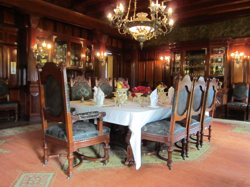 Clayton Mansion Dining Room 2