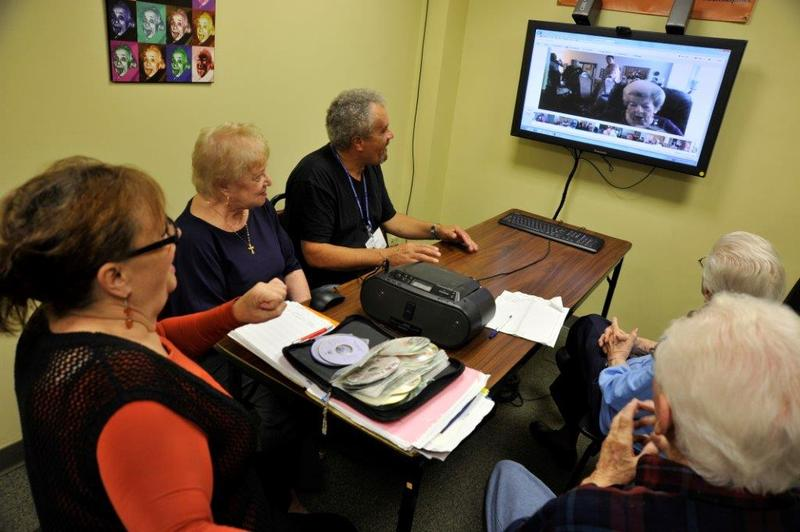 The Virtual Senior Center is typically used by homebound seniors individually, but when the Jewish Healthcare Foundation, brings the platform to Pittsburgh in 2016. It plans for groups to use the software in senior housing community rooms.