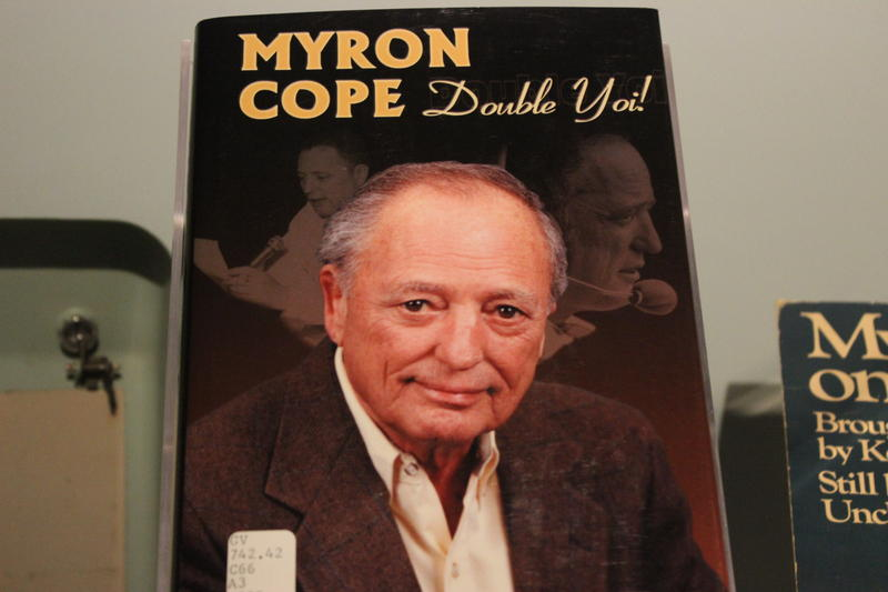 On Jan. 31, the Heinz History Center will display memorabilia from legendary Steelers announcer Myron Cope