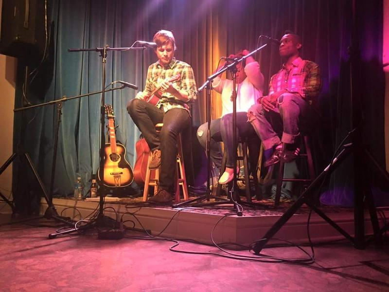 Burghsong hosts intimate, 50-minute concerts in Squirrel Hill for singer/songwriters to showcase their chops.