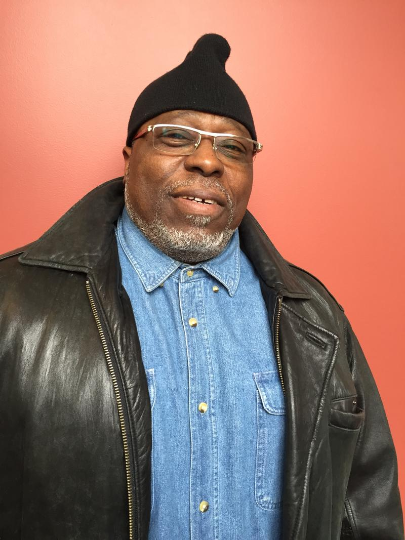 T. Rashad Byrdsong is the president and CEO of the Community Empowerment Association in Homewood and also a member of the Black Panther Party.