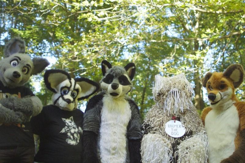 Documentary filmmaker Dominic Rodriguez talks about premiering his movie, 'Fursonas.'