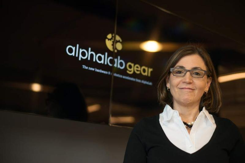 Alpha Lab Gear Managing Director Illana Diamond.