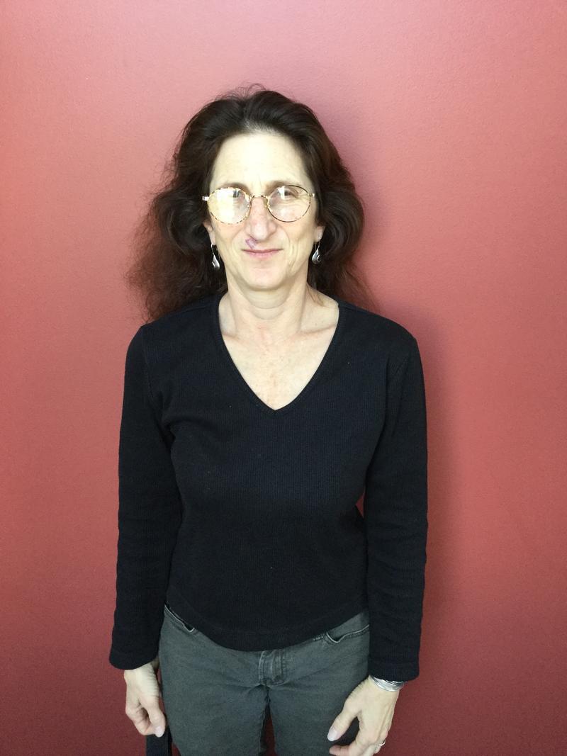 Overdose Prevention Project Coordinator Alice Bell