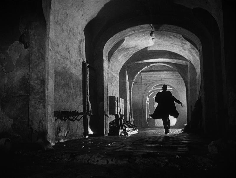 The Hollywood Theater in Dormont will be screening 'The Third Man'  starring Joseph Cotten Orson Welles.
