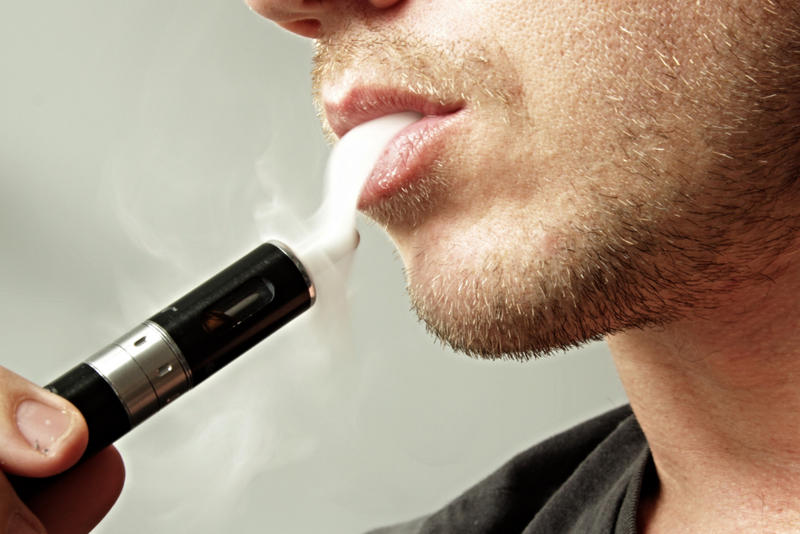 Electronic cigarettes research 2017