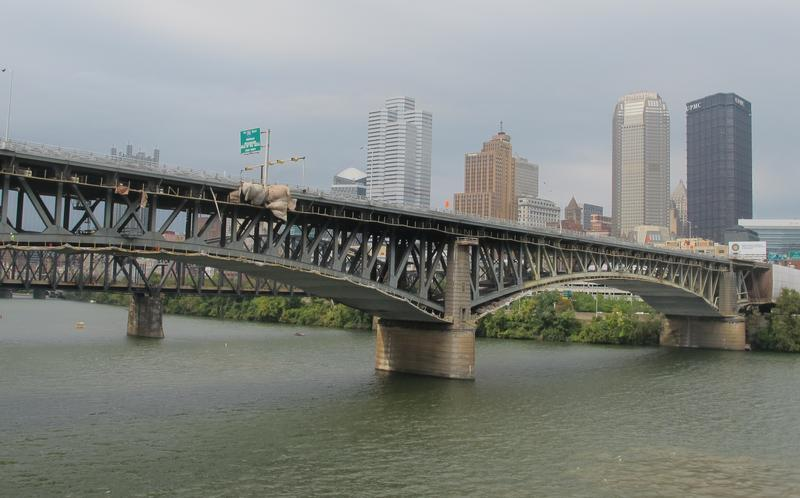 Officials say the Liberty Bridge will close from Saturday afternoon to Sunday morning for more repairs needed after the bridge caught fire in September.