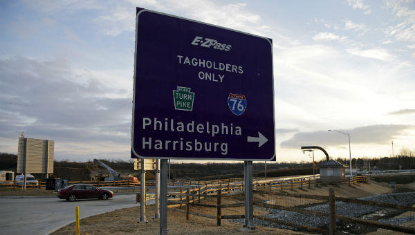 Starting Jan. 7, 2018, drivers on the Pennsylvania Turnpike will have to pay 6 percent more.