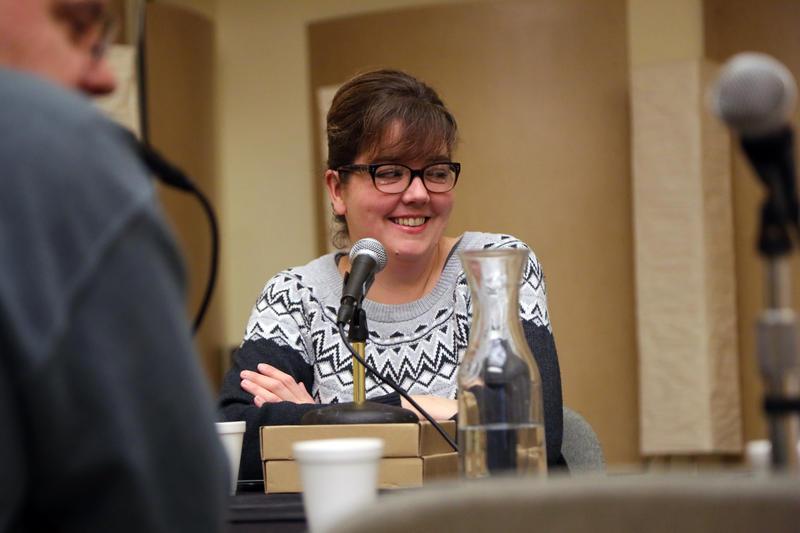 Kim Lyons, freelance reporter