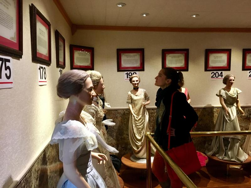 Dakota Fischer-Vance examines the First Ladies.