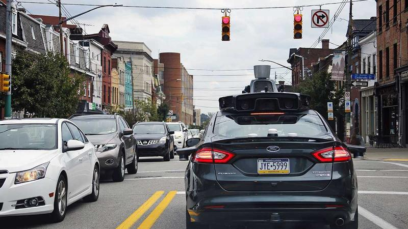 Self-driving cars from Uber hit Pittsburgh streets in September 2016. At the U.S. Conference of Mayors in Washington, D.C., mayors discussed how best to leverage technology and partner with private companies to build better cities.