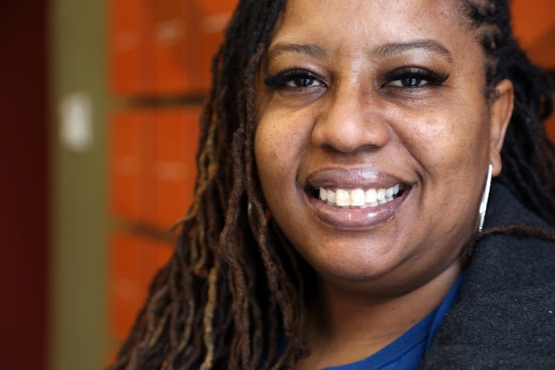 Brandi Fisher is a community activist and leader for the Alliance of Police Accountability in Pittsburgh.