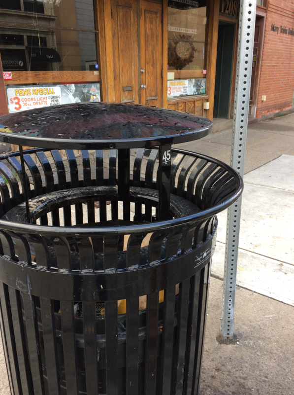 Pittsburgh could soon have a contract to place technology in city-owned trash cans to alert the Department of Public Works when they are full.