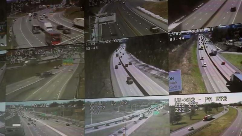 Cameras are all over Pennsylvania's roadways, but are they an invasion of privacy?