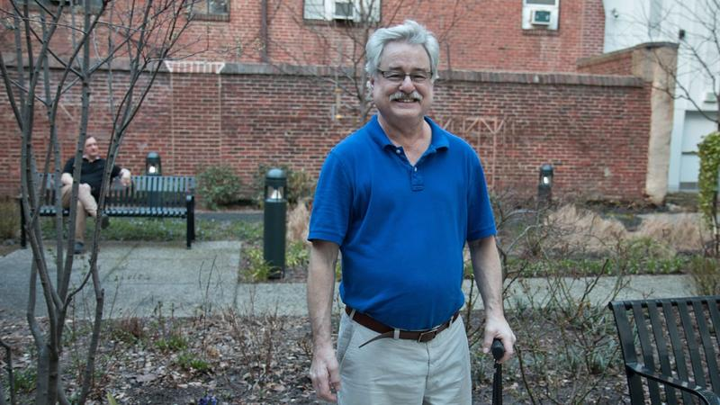 Harry Adamson, 67, said he thinks the training state agencies received to better respond to the needs of LGBT seniors is a good idea.