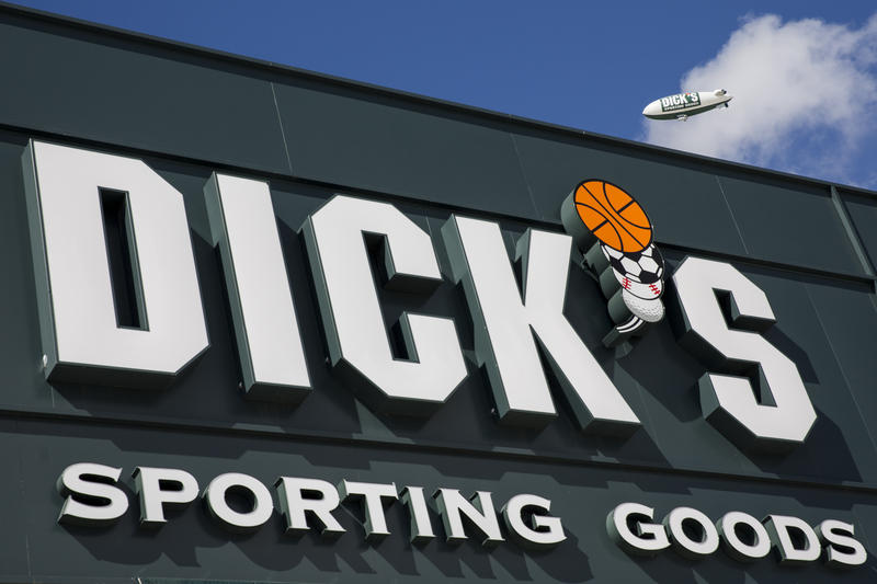 A new Dick's Sporting Goods store at Baybrook Mall in Friendswood, Texas on Tuesday, October 18, 2016.