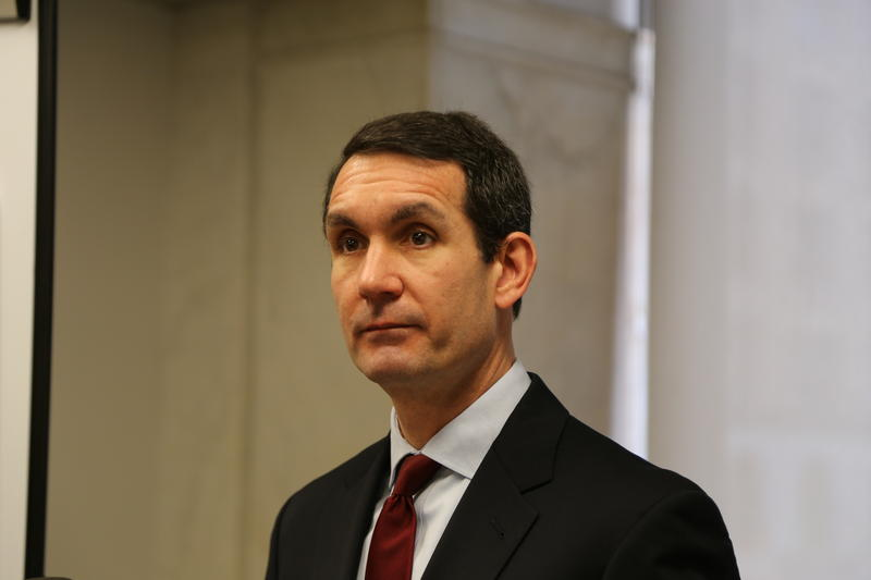 Auditor General Eugene DePasquale is reviewing DNC spending.