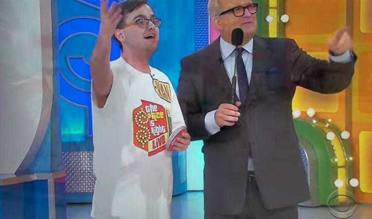 """Ryan Belz, of Millerton, set a Plinko record, winning more than $30,000 in prizes on """"The Price is Right."""""""