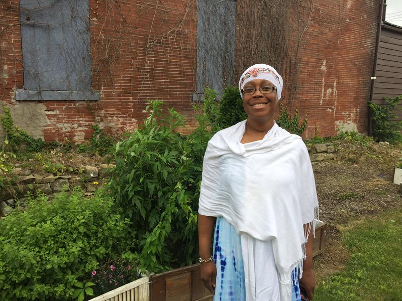 Dana Harris-Yates will direct a new farm site in Homewood, organized by the Black Urban Gardeners and Farmers Cooperative.
