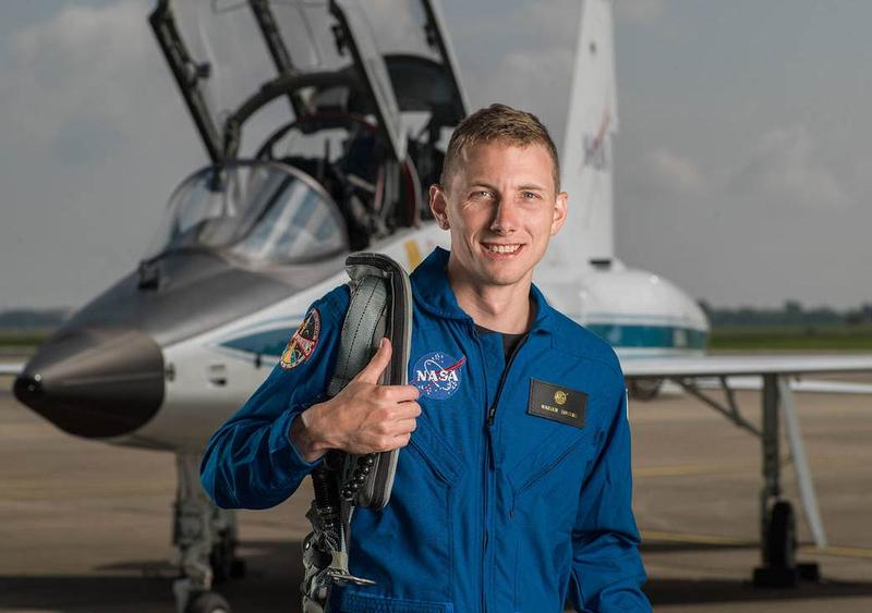 "Warren ""Woody"" Hoburg is a Pittsburgh Native, MIT professor and a member of the newest class of astronaut trainees at NASA."