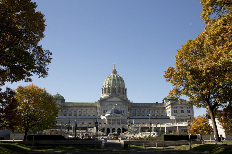 Pennsylvania's legislative leaders are expected to work on the proposed $32 billion state budget.