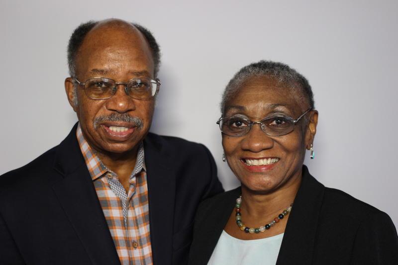 Arthur and Cynthia Baldwin