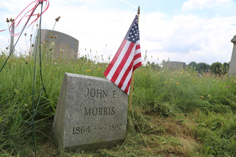 John Morris was the first worker killed in the battle outside of the Homestead Works Steel Mill.