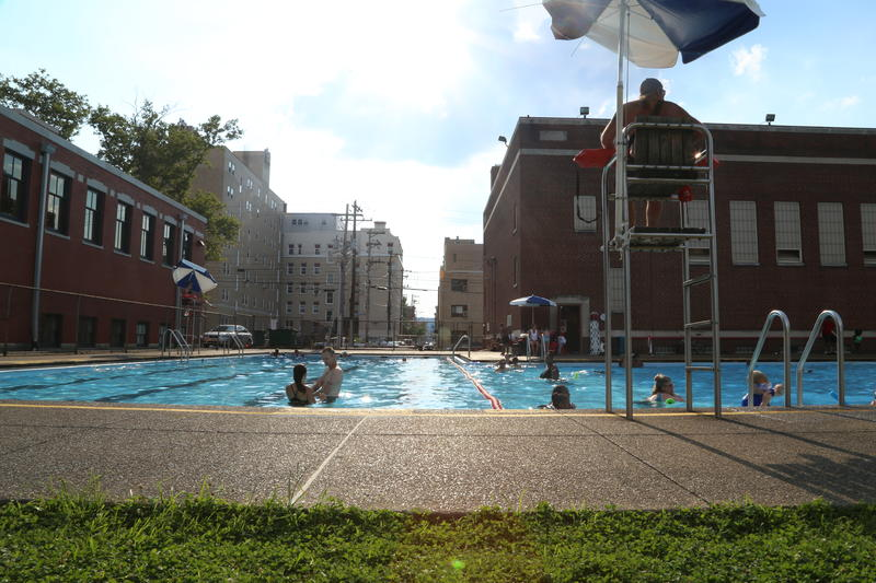 Fan of public swimming pools? Yeah, the capital budget's got that covered.