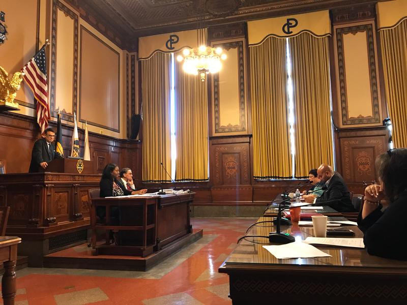 At their final meeting before the August recess, Pittsburgh City Council moved a number of initiatives forward.