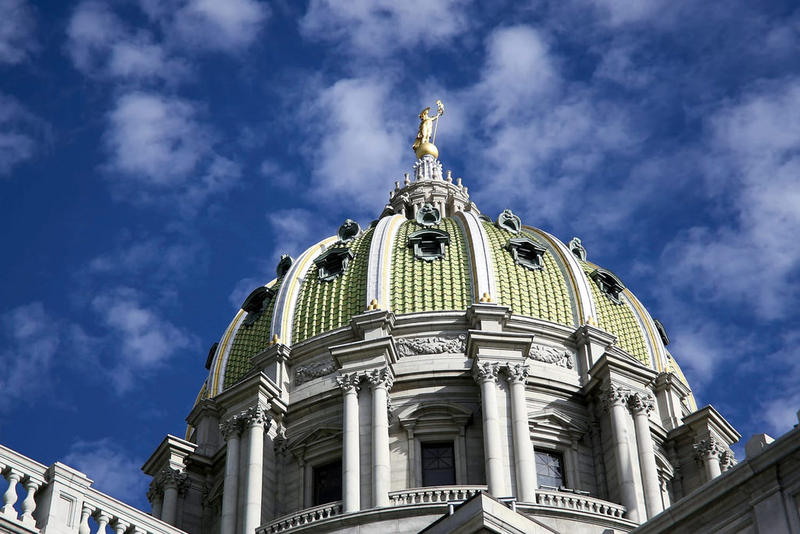 Pennsylvania House Majority Leader Dave Reed says house members are discussing the budget proposal passed by the Senate but aren't ready to introduce anything new.