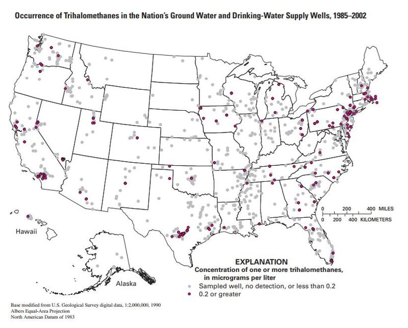 "Pittsburgh is not alone in its notable concentration of trihalomethanes in public drinking water, but current assessments for what constitutes a ""safe"" level are based on nearly 20-year-old research."