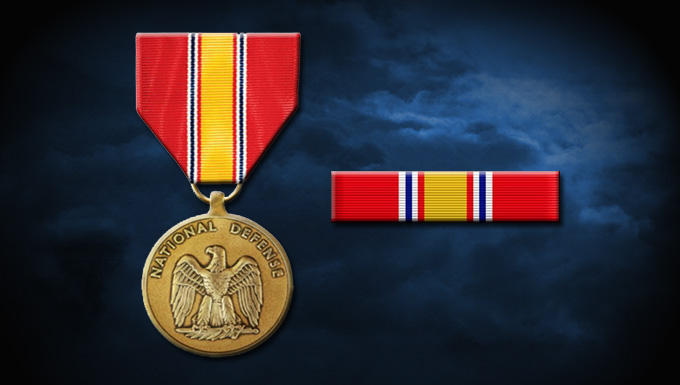 The National Defense Service Medal was among the awards Vietnam veteran Francis McKenna has waited on since the 1970s.