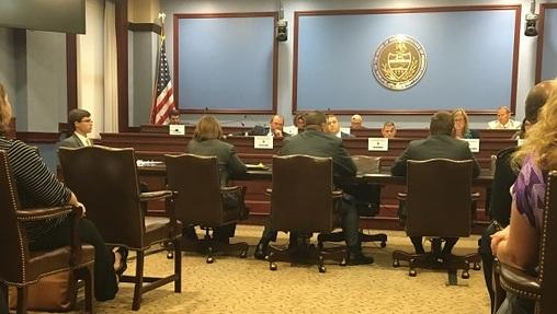 Lawmakers heard from several panels -- from inside and outside state government -- on how the unemployment compensation situation is affecting people and how it can be improved.