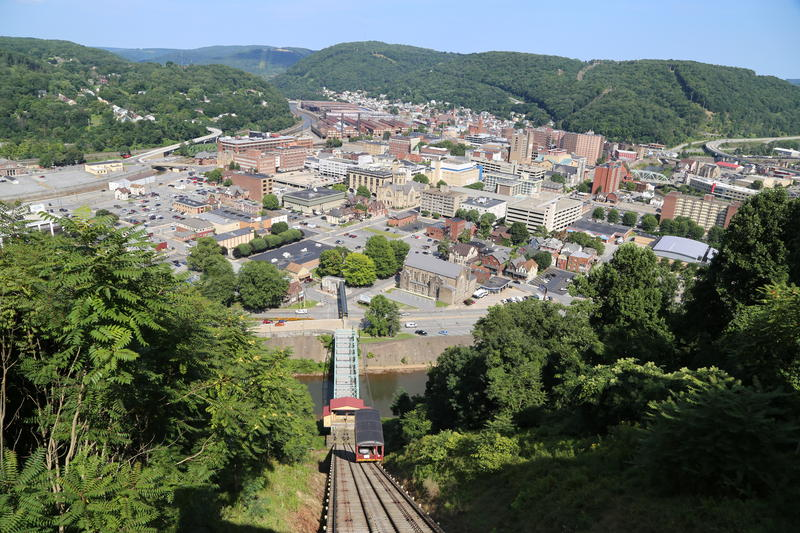 Johnstown has been in the state's assistance program for financially distressed cities for 25 years. Now a city of 19,000, Johnstown used to be home to more than 65,000.