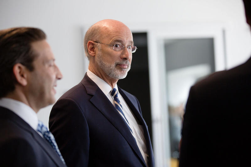 "Gov. Tom Wolf issued a letter to Pennsylvania House Speaker Mike Turzai, Majority Leader Dave Reed and other GOP leaders warning the state could find itself in ""a much more dire financial situation."""