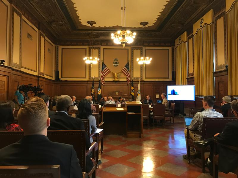 Consultant Infrastructure Management Group Inc. was hired in April to evaluate PWSA. At IMG's second presentation before a mayoral panel, representatives from two cities recounted their experience restructuring water and sewer utilities.