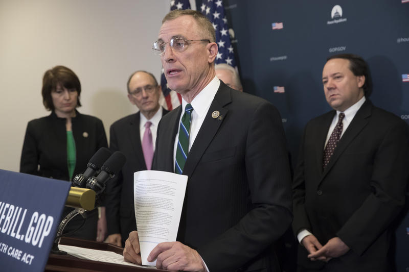 U.S. Rep. Tim Murphy (R) is resigning from office, effective Oct. 21.