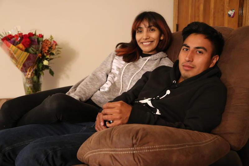 Ana Alberto-Ramirez and Jesus Gutierrez live in Bethel Park, and are both recipients of the DACA program.